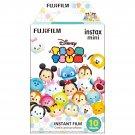 1 Pack Disney Tsum Tsum FujiFilm Fuji Instax Mini Film, 10 Instant Photos Polaroid 7S 50S SP-2 X521