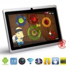 7 inch tablet pc Allwinner A13 gooweel Q88 android 4.0