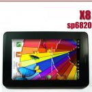 Flying X8 tablet pc SP6820 7.0 inch Android 4.0