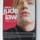 Japanese JUDE LAW Book - Collector's Item