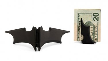 "Batman ""Batarang"" Money Clip with Gift Box Batman Superhero Gift"