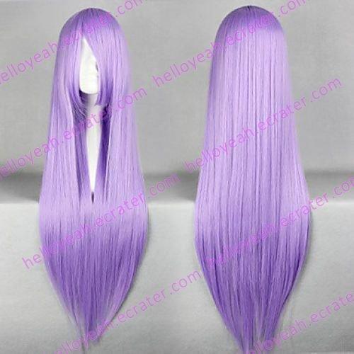Cosplay Wig Inspired by Black Butler Hannah Anafeloz Purple