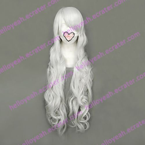 Cosplay Wig Inspired by Black Butler-Queen Victoria