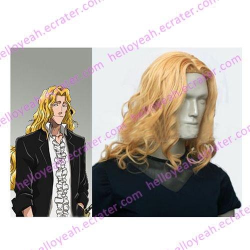 Bleach Otoribashi Rojuji Rose Cosplay wig