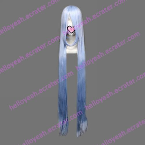 Cosplay Wig Inspired by Bleach Zanpakuto Unknown Tales Arc Sode no Shirayuki