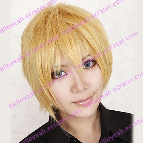 Cosplay Wig Inspired by Clannad Youhei Sunohara