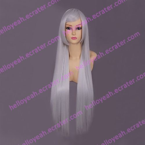 Cosplay Wig Inspired by Code Geass The China Commonwealth Emperor Jiang Lihua