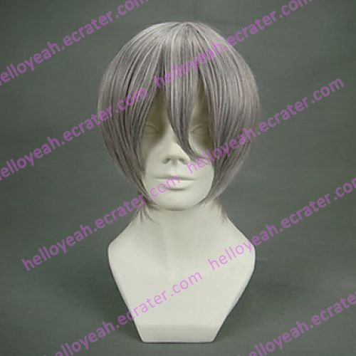 Cosplay Wig Inspired by Code Geass-Lloyd Asplund