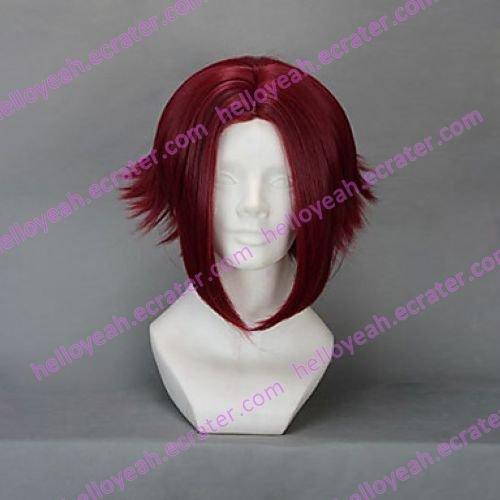 Cosplay Wig Inspired by CodeGeass-Kouzuki Kallen