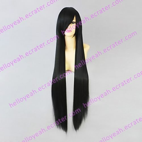 Cosplay Wig Inspired by D.Gray-Man Kanda Yuu