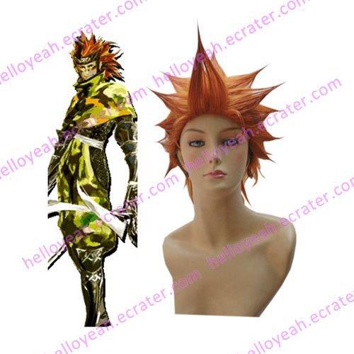 Devil Kings Sarutobi Sasuke Cosplay wig