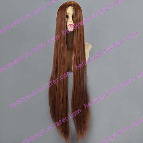 Cosplay Wig Inspired by Final Fantasy VII Aerith Gainsborough