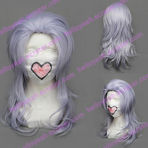 Final Fantasy IX Kuja Cosplay Wig