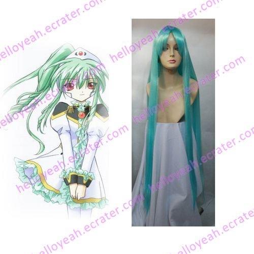 Galaxy Angel Vanilla H Cosplay Uniform  wig