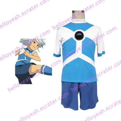Inazuma Eleven Diamond Dust Soccer Uniform Cosplay wig