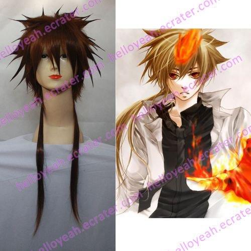 Cosplay wigs - Sawada Tsunayoshi NO.2  wigs from HitmanReborn
