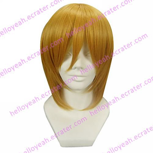 Cosplay Wig Inspired by Reborn! Dino