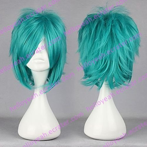 Cosplay Wig Inspired by Reborn! Fran Cyan