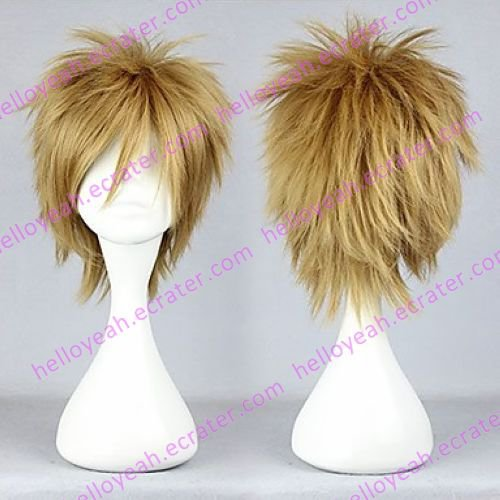 Cosplay Wig Inspired by Reborn! Giotto Vongola