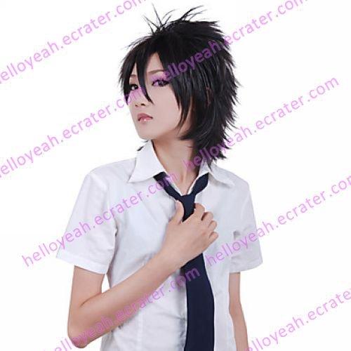 Cosplay Wig Inspired by Reborn! Kyoya Hibari
