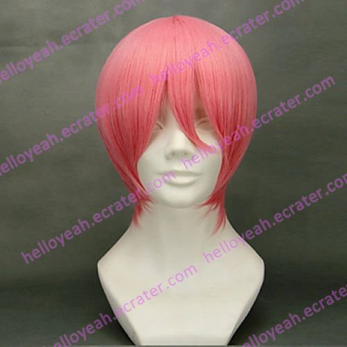 Cosplay Wig Inspired by Reborn!-G