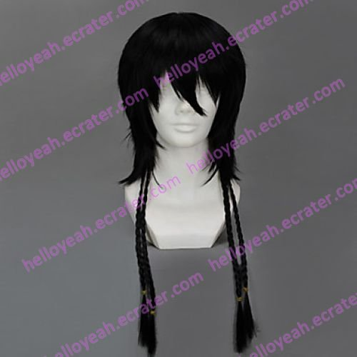 Cosplay Wig Inspired by Reborn!-Lambo 20 Years After Ver.
