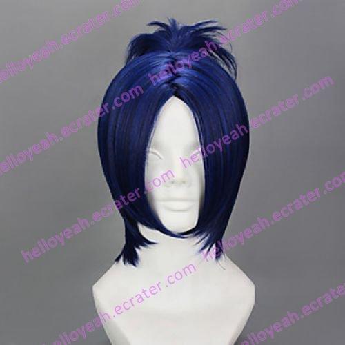 Cosplay Wig Inspired by Reborn!-Rokudo mukuro