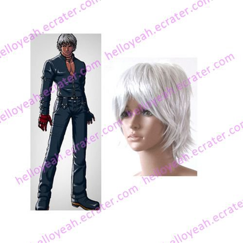 The King Of Fighters Cosplay wig