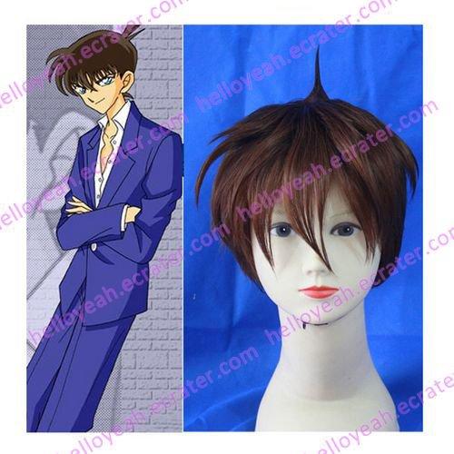Detective Conan Kud�u Shinichi Cosplay wig
