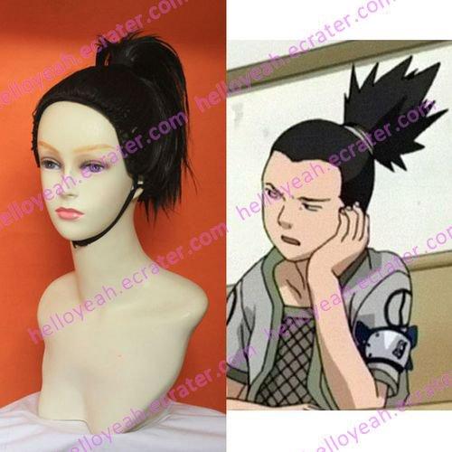 Cosplay wigs - Nara Shikamaru  wigs from Naruto