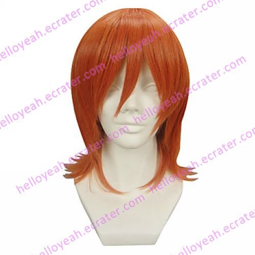 Cosplay Wig Inspired by One Piece Nami