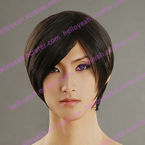 Coplay Wig Inspired by Naruto Wooden Leaves Ninja Village Tenten