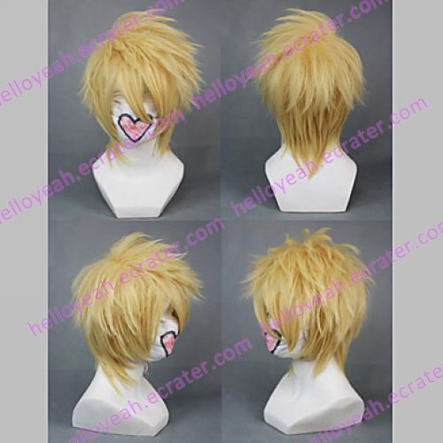 Cosplay Wig Inspired by Amnesia-Toma