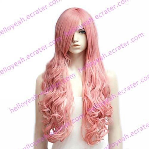 Cosplay Wig Inspired by Baka and Test Mizuki Himeji