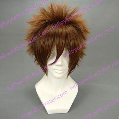 Cosplay Wig Inspired by Basara-Sasuke Sarutobi