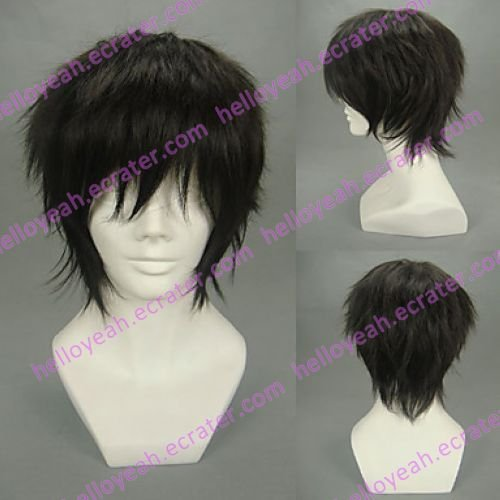 Cosplay Wig Inspired by Blue Exorcist Juzo Shima