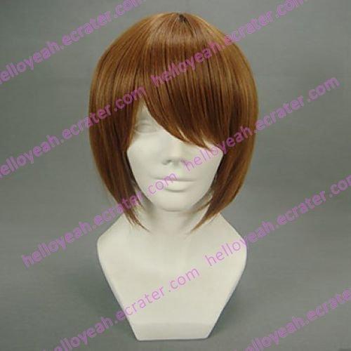 Cosplay Wig Inspired by Detective Conan-Ai Haibara