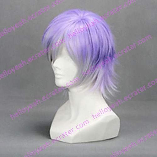 Cosplay Wig Inspired by Diabolik Lover Sakamaki Kanato Purple Gradient