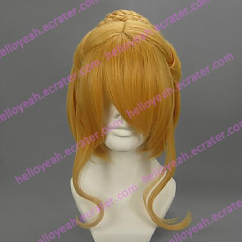 Cosplay Wig Inspired by Episode5 End of the Golden Witch-Beatrice