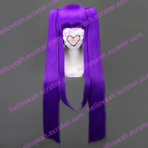 Cosplay Wig Inspired by Episode5 End of the Golden Witch-Furudo Erika