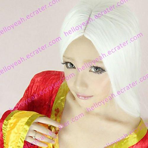 Cosplay Wig Inspired by Fatezero Irisviel