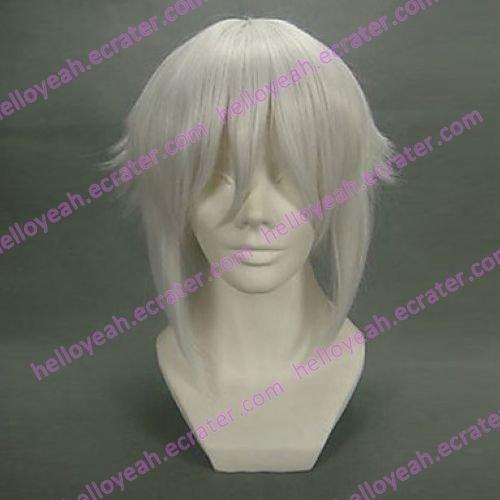Cosplay Wig Inspired by Hakuoki-Peace Maker Shiro Chikage Kazama