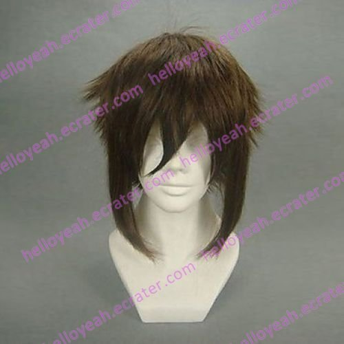 Cosplay Wig Inspired by Hakuoki-Peace Maker Souji Okita