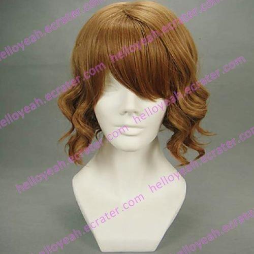 Cosplay Wig Inspired by HanaSaku Iroha Ohana Matsumae