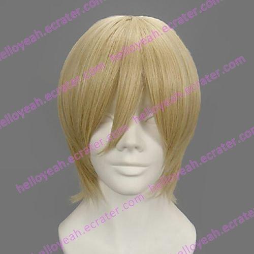 Cosplay Wig Inspired by Hetalia Ukraine