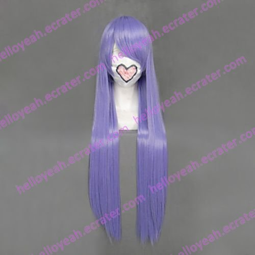 Cosplay Wig Inspired by Higurashi When They Cry-Hanyuu Furude