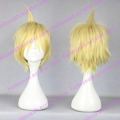 Cosplay Wig Inspired by MAGI Alibaba Saluja