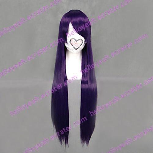 Cosplay Wig Inspired by Medaka Box-Medaka Kurokami