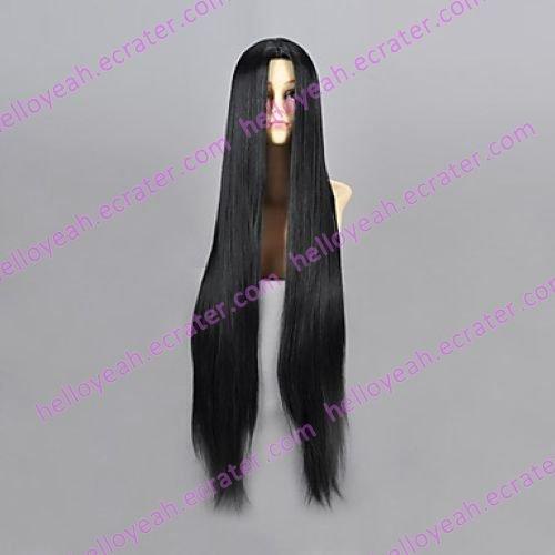 Cosplay Wig Inspired by Naruto Haku Ha Black VER.