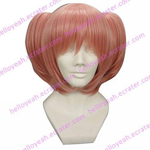 Cosplay Wig Inspired by Puella Magi Madoka Kaname